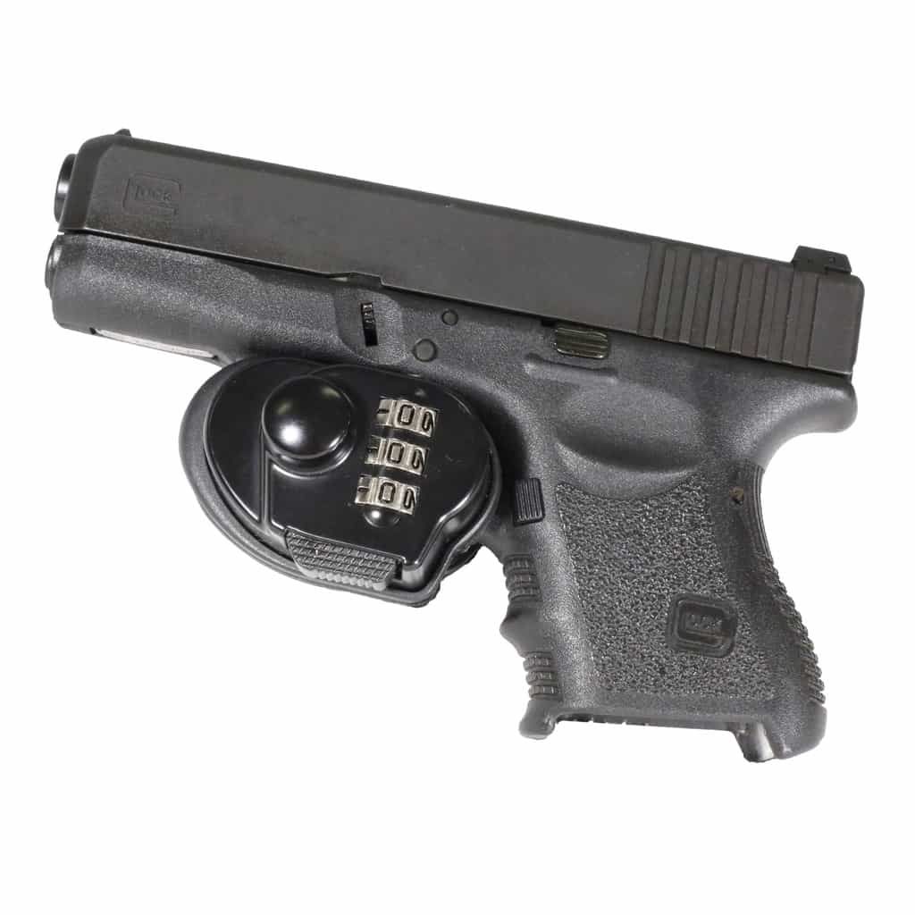 Fsdc Combination Trigger Gun Lock Using Pic16f84